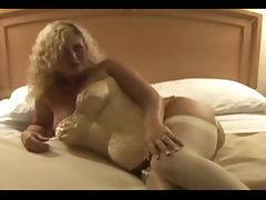 Cheating wife gets tag teamed by 2 black bulls