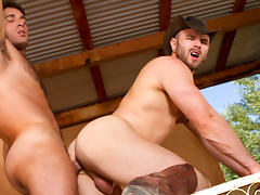 Sidewinder XXX Video: Nick Sterling, Armando De Armas