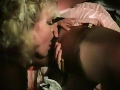 Classic Scenes - Amber Lynn Oral Under Table