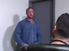 Exotic gay clip with Sex, Hunks scenes