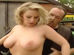 threesome on the farm