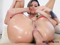 Horny Babe Jada Stevens Gets Her Bumhole Wrecked