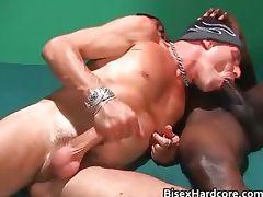 Amazing hot bisexual fucks and sucks part1