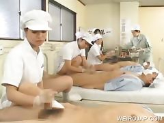 Japanese nurses fucking patients