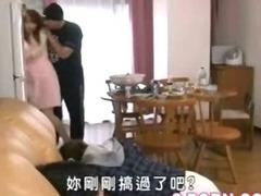 busty kinky wife cheating fucked by strong neighborhood