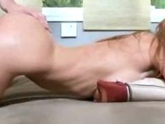 Busty Mature Janet Mason takes a hard dick