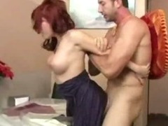 Milfy Mom wants big cock