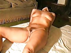 Naked and oiled