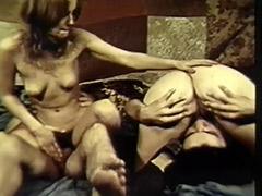 Swinger Couples Enjoy Group Sex Orgasms 1970