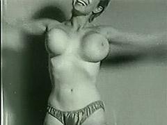 Fun Times with Big Boobs 1950