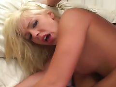 Blonde allstar callgirl's hardcore movie
