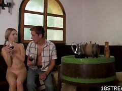 Wine and Cock Tasting