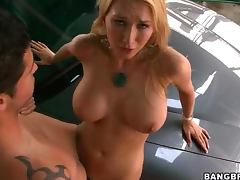 Fucking The Gorgeous Blonde Blake Rose