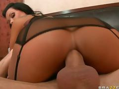 Mouthwatering Anal MILF Sienna West Gets Fucked and Then Facialized