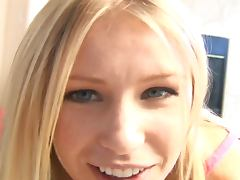 Hot POV Teasing With The Blonde Babe Allison Pierce