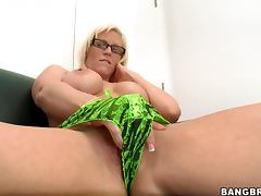 Blonde Milf Gets One Hell Of A Fuck In Hot Scene