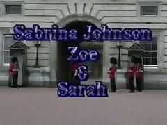 Sabrina Zoe and Sarah