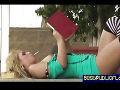 Tara Lynn Fox Flashing pt 2
