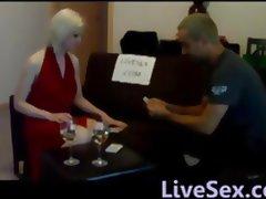 LiveSexcom Strip poker 2