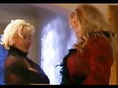 SaRenna Lees lesbian affair