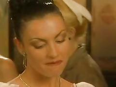Laura Angel and Linda Lingua Arsenio Lupin 1