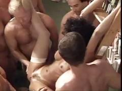 Anna Malle In The Gangbang Girl 14