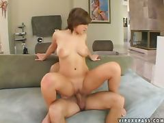 Leigh Livingston proves that she is fucking experienced in sex