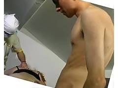 Trip to the gynecologist includes some squirting action