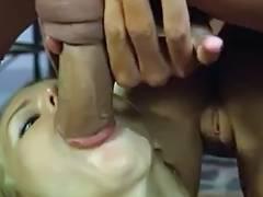 Simony Diamond Dora Venter anal double penetration