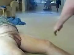 Big-tittied mother I'd like to fuck face holes a ding-cock for ball goo