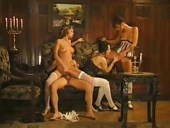Anita Blond - Clip 4 (La Maschera di Ferro)