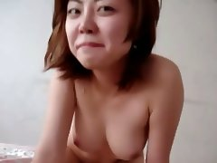 Sweet Chinese Girl Love Cock