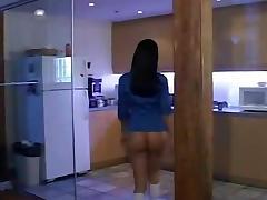 Nude secretary 1 / Голой по офису 1