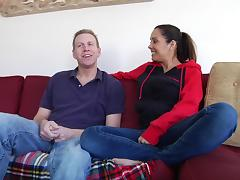Charming Francesca Le And Mark Wood Talk Dirty In A Reality Story