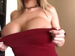 Hot ass beauty Alanah Rae gets pussy nailed in pov blowjob