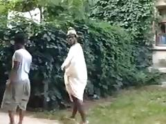Funny African